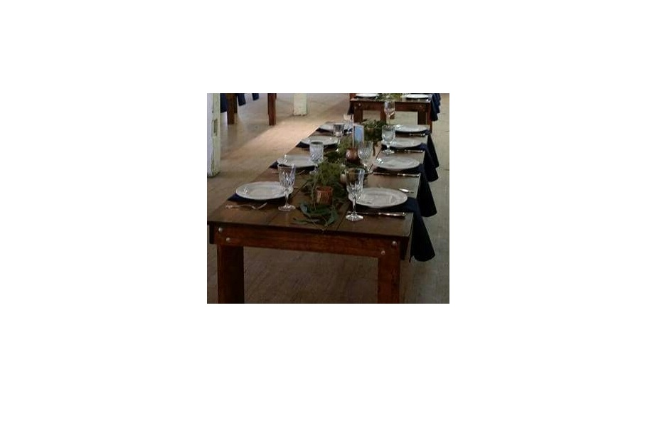 Detroit Chiavari Farm Tables