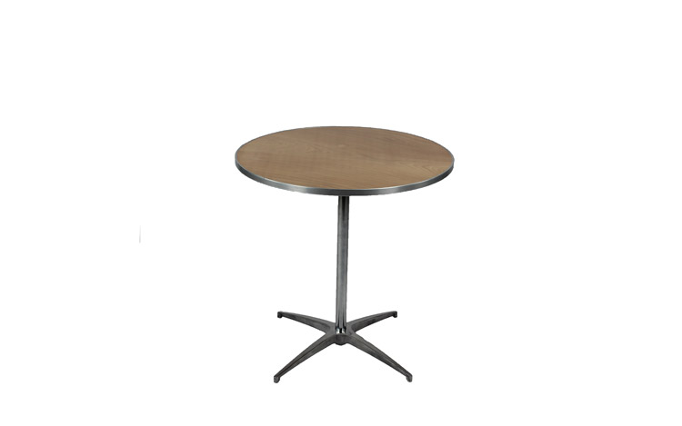 30 inch Round Cocktail Table Short Detroit Chiavari web