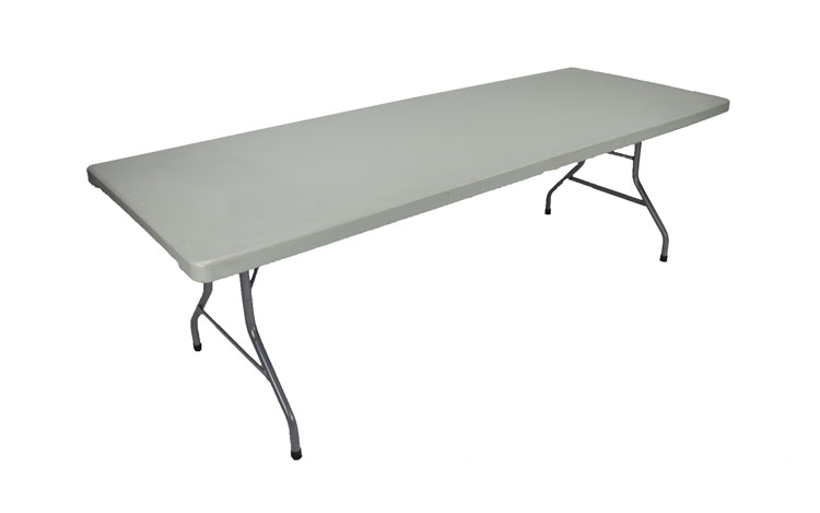 8ft Rectangular Banquet Table Right Detroit Chiavari