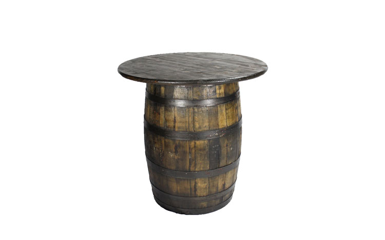 Barrel Cocktail Table Detroit Chiavari Whiskey 2