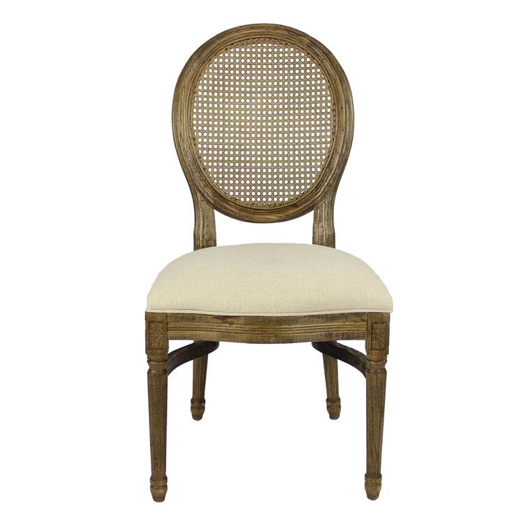 Cane Back Louis-Pop-Chair-Detroit Chiavari Front
