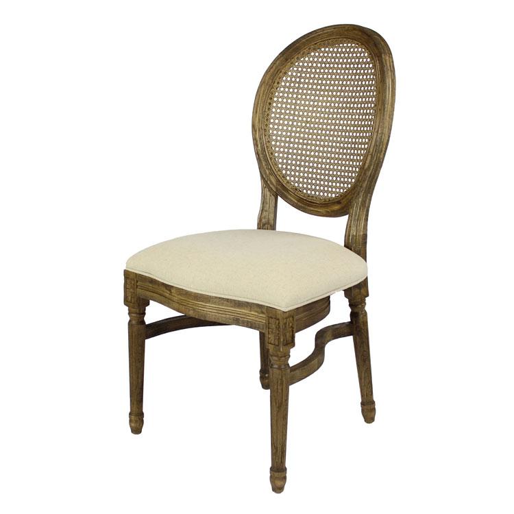 Cane-Back-Louis-Pop-Chair-Detroit Chiavari Left Side