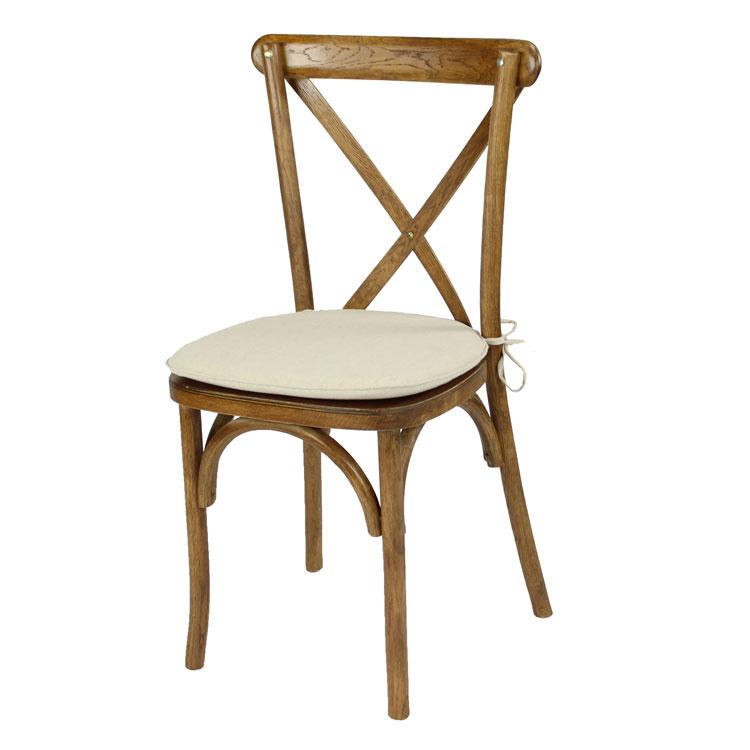 Cross-Back-Farm-Chair-Detroit Chiavari Left Side