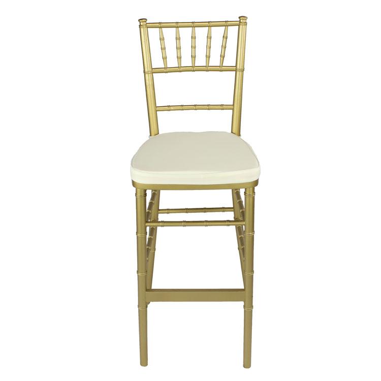 Gold-Chiavari-Bar-Stool-Chair Detroit Chiavari Front