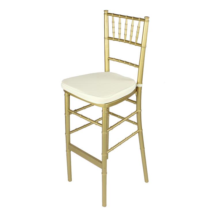 Gold-Chiavari-Bar-Stool-Chair Detroit Chiavari Left Side