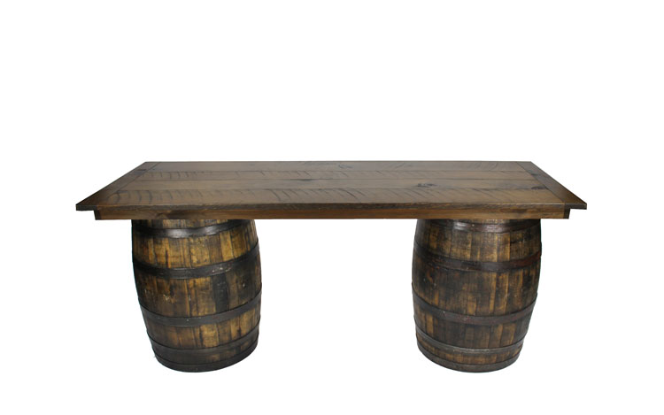 Michigan Whiskey Barrel Bar Detroit Chiavari Front B