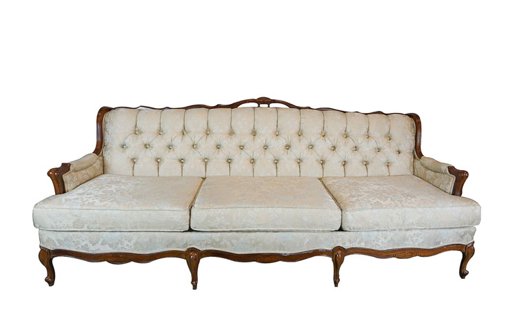 Cream Sofa Detroit Chiavari