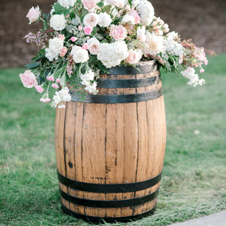 Whiskey & Wine Barrels